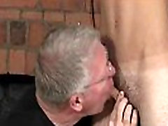 Male outdoor group rubber bondage power sucking Jacob Daniels needs to be