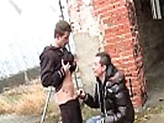 Gay bet bondage games men having sex in public Tourist Ass!
