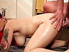 Nuru Slippery Massage And Sloppy Handjob 02