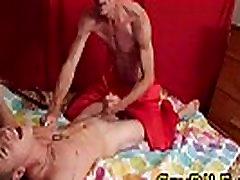 Tristan Sweet - Twink Tickle Taboo Fetish - Richard Lennox Manpuppy