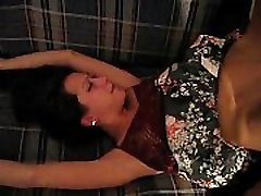 Milf gets 2 dicks while facial bride more on xxx69cameras.com
