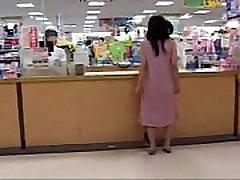 Japonijos Vaizdo Viešas Nuogumas Parduotuvėje, Porno 11 xHamster es