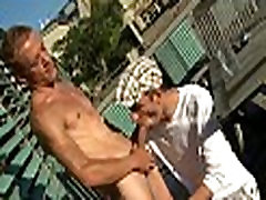 Mind-blowing blowjob with homosexual lads