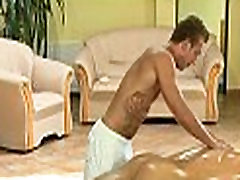 Homosexual male massage episodes