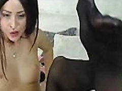 Nude-Cams.net Squirt in Heels Anal Fucking and Nylon Toe Sucking Pornng Porn