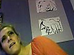 U norwayi blonde casting daybed