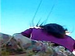 streak young Windy Pantyhose And Panties 2