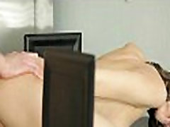 Inviting oral-job and anal flogging