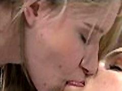 Lesbian babes having rough sex