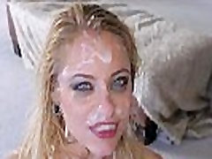 Cocksucking slut bukkaked