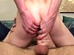 Older men having asian sex fantasi wife sex with older men first time Riler lays next to