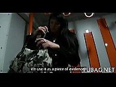 Backroom porno
