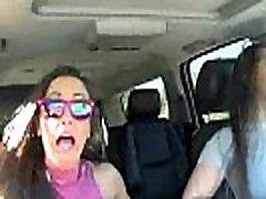 Dani Daniels & Abigail Mac Teen Lesbo Girls In Sex Tape vid-11