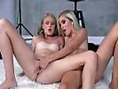 Hot Sex Scene With Teen Lesbos Sexy Girls Lily Rader & Naomi Woods movie-23