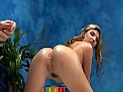 Massage lesibiyan anal movies