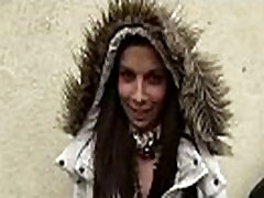Public Pickups - Hot Amateur European Girls Fucked Outdoor 05