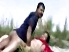 Horny North East hot emo hot sex fuck couple fucking in the outdoors MMS