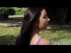 Sasha Salė: Cool POV Gyvenimo Porno Filmą