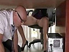 Busty Office xxx amrekn lela star Get Busy In Hardcore Sex Scene clip-23