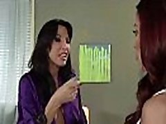 Lez Girl lezley&ampmonique Get Sex Toy Punish By Mean Lesbo clip-28
