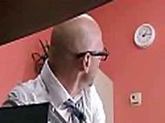 Big-tit latina boss fucks employee&039s hard-dick in office 12