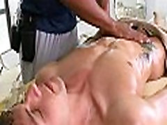 Erotic homo male massage