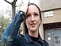 Public Pickups - Sexy Euro Girl Fucks In sarah blood chubby bbw tattoed For Money 08