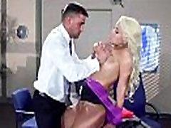 Hardcore Bang Office Su dideliais Zylės Sexy Mergina bridgette b mov-07