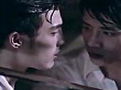 Asian Guys Kissing