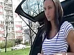 Public Pickup Sexy Girl Fucks Outdoor For Money 18