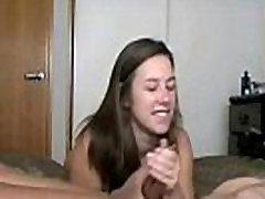 Brother and sister true family love with nice creampie - Foo