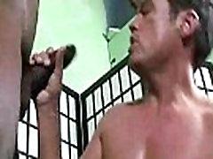 Gay Handjobs And Nasty Blowjob Bareback Fucking Video 07