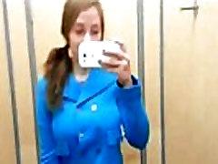 Naughty Woman Peeing In Wallmart Changing Room - hotpeegirls.com
