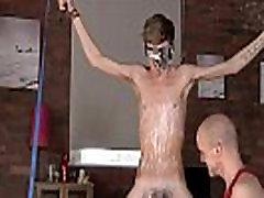 Homo older dad gay sex video Kieron Knight loves to deepthroat the