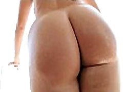 Big Butt Girl layla price Get Oiled All Over And Anal Nailed video-17