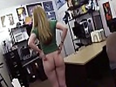 Hot Blonde Teen Slut Loves A Nice Big Cock