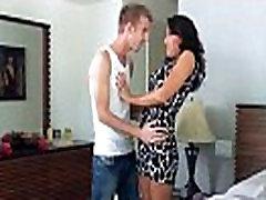 Mature Busty Wife lezley zen Perform In Hardcore Sex Action Tape video-24