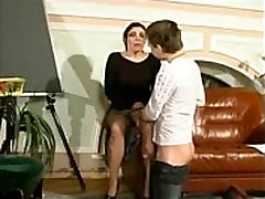 Hot Mature Fucked the Sofa Free MILF Porn by http:cams18.org