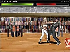 Dirty Fighter Game - PC BDSM, Ballbusting, Cuntbusting