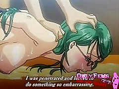First Fuck the Sweetest babhi home Hentai on the train anal