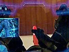 HALO toilet drugged Chief Spying Cortana POV