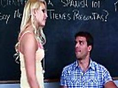 BrokenTeens - Vanessa Narve įsimylėjo ispanijos Mokytojas