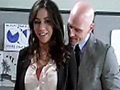 Sex Tape In Office With Busty Gorgeous Girl stephani moretti clip-30
