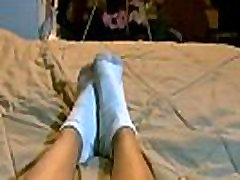 Free long gay twink videos He films his nice soles in a pair of plain