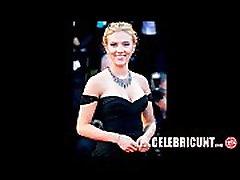 Scarlett Johansson Golih Veliki Joški in Muca
