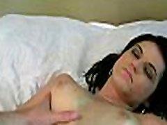 Sexy angel massage