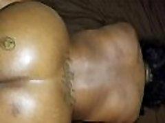 Black sukeban kick handjob from massuse star takes BBC