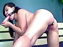Sexy babe Jezabel Knight love BDSM n hard pooping eating 18flirt