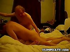 Mature hotwife gets black persia by bull
