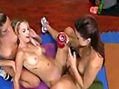 blake&ampkarlie&ampkenna Lesbians In Hard Style sperm lots Toys Punishment video-15